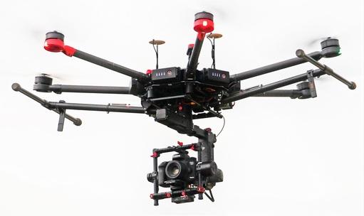 Dron z kamerą - Dron Master